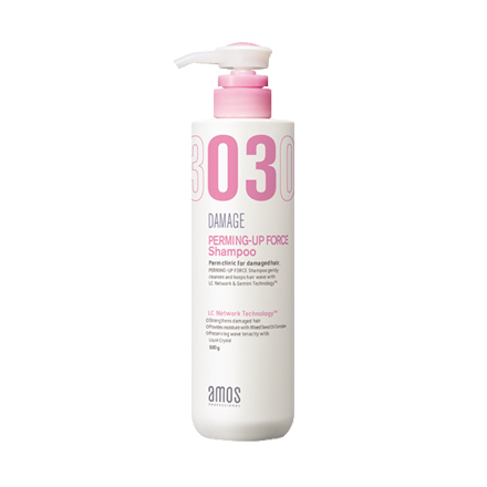 Perming-up Force Shampoo